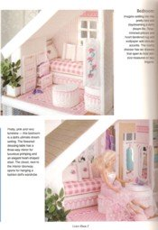 Plastic Canvas Doll House View 6