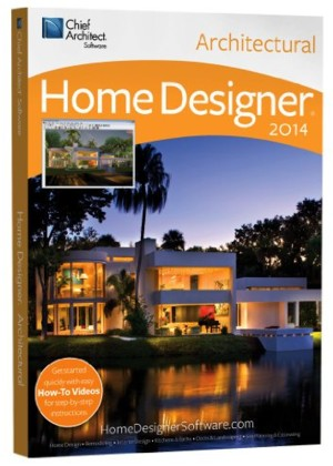 Home Designer Architectural 2014