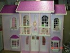 Outside View - Barbie Doll House
