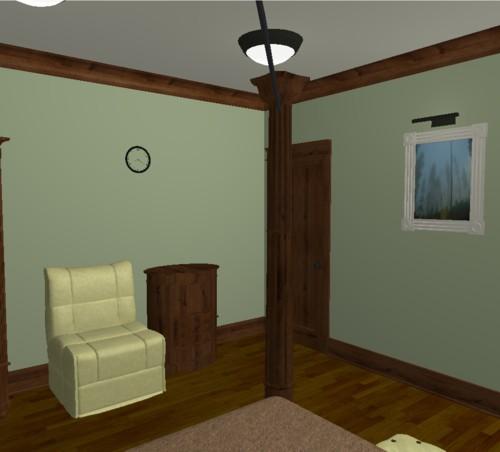 Add doors and windows