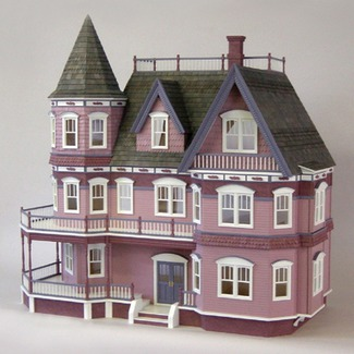 Queen Anne Doll House