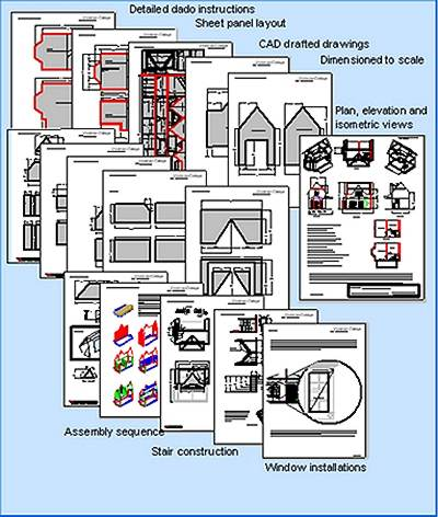 Sample Design Pages
