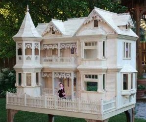 Victorian Barbie Mansion