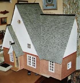 Ariella Dollhouse Plan