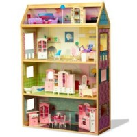 Barbie Doll House Patterns Free
