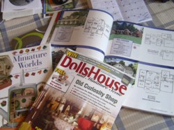 Some Build a Dollhouse Idea Books