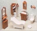 Dollhouse Adult Bathroom
