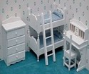 Dollhouse Child's Bedroom