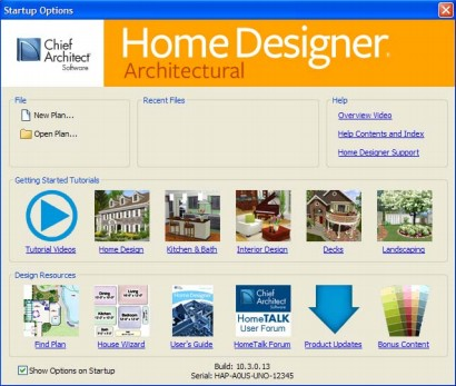 Home Designer Wizard