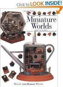 Miniature Worlds in 1/12 Scale