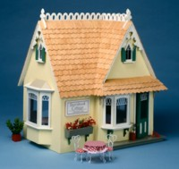 If in Doubt about the Correct Way to Build a Doll House go with a Dollshouse Kit