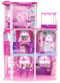 Top Barbie House