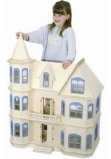 Victorian Dollhouse Mansion