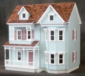 victorian doll house plans