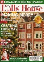 Dolls' House Magazine in Miniature
