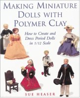 Making Miniature Dolls with Polymer Clay