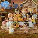Precious Moments Thanksgiving Collection