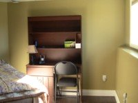 Project Secondary Suite Bedroom Angle #1