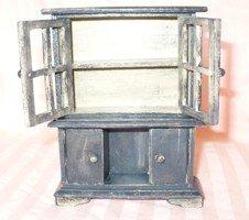 Dollhouse Hutch Cabinet