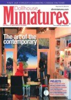 Dollhouse Miniatures Magazine