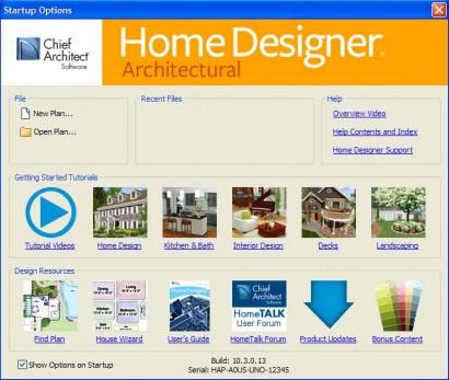 Home Designer Wizard