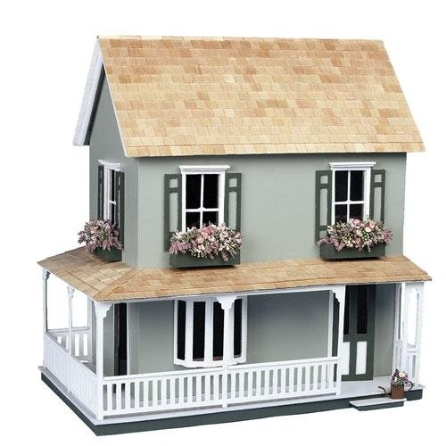 Laurel Dollhouse: A Greenleaf Design