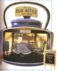 The Blue Kettle Tea Shop Project