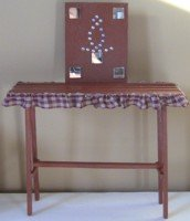 Playscale Vanity Table
